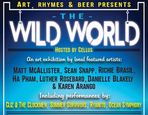 The Wild World Art Exhibition at Fogartyville in Sarasota