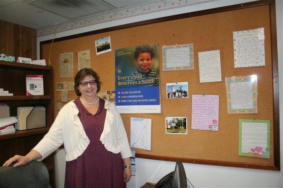 Caroline Chambliss, Development Director