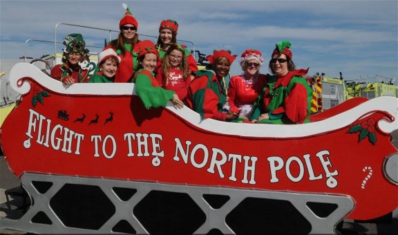 Flight to the North Pole- Lifting Spirits for 31 Years