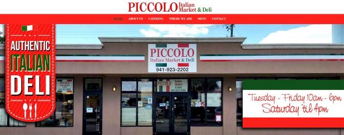 Piccolo Italian Market and Del