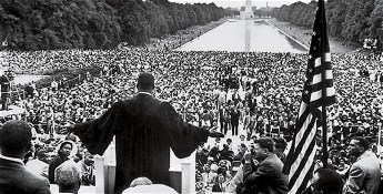 Washington DC, Martin Luther King