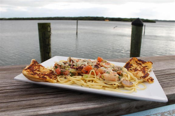Seafood Lovers- Something New At The Swordfish Grill and Tiki
