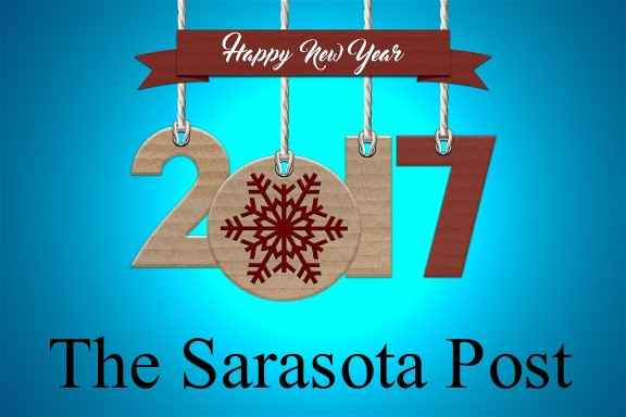 Happy New Year From The Sarasota Post!