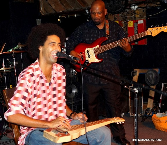 Suncoast Blues Festival – The Selwyn Birchwood Interview