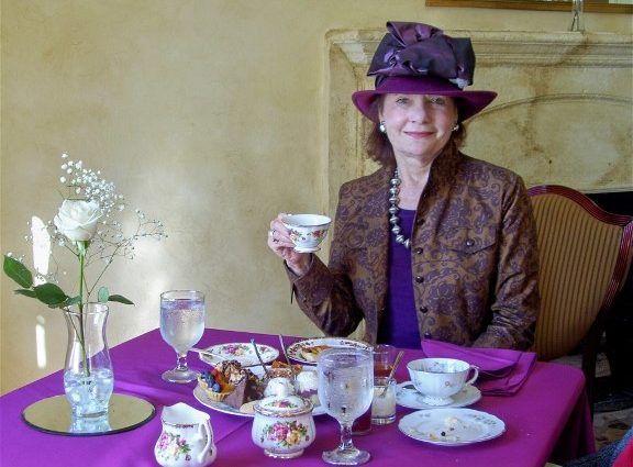 High Tea at Crosley Estate Features Chef Larry Barrett from Simply Gourmet
