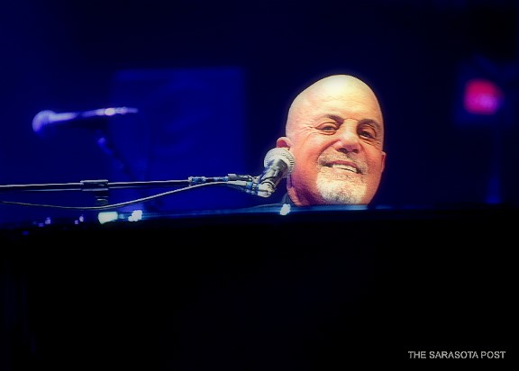 Billy Joel Mesmerizes Orlando