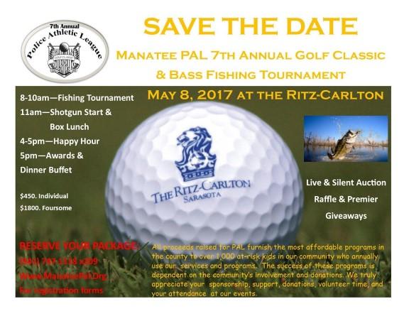 Manatee PAL 7th Annual Golf Classic