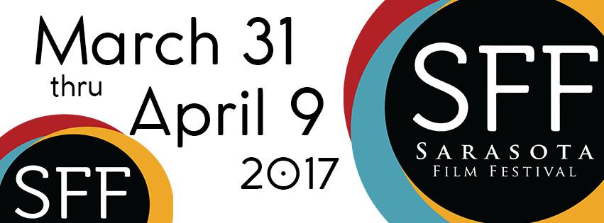 19th Annual Sarasota Film Festival March 31 - April 9, 2017