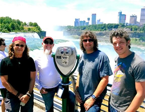 July 4, 2016 in Niagara Falls, NY