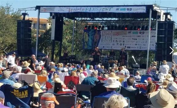 For 2017, Bradenton Blues Festival Has A Fabulous Lineup