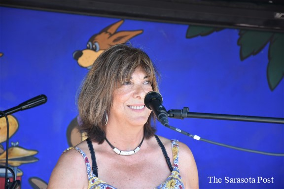 Remember The Stray Dogs at The Flying Dog Thursday Night Jam? Carolyn Davis Is Back!