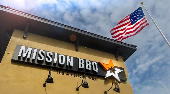 Bradenton Welcomes Mission BBQ
