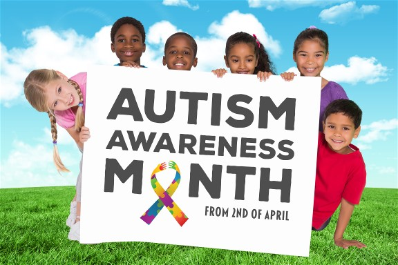 Helping to spread awareness about Autism