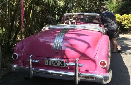 Cuba! As Seen By Life In The Boomer Lane, Renee Fisher