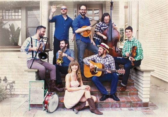 The Dustbowl Revival: Making a Joyful Noise At Fogartlyville