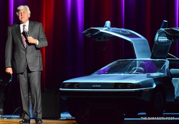Exotic Cars, Jay Leno and Robin Zander Give to Make-A-Wish