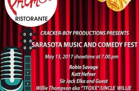 Music-Comedy Show At Primo Ristorante