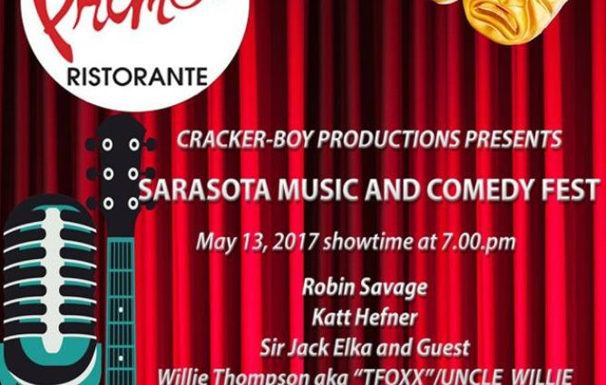 Music-Comedy Show At Primo Ristorante