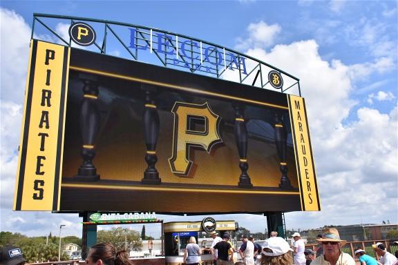 Pittsburg Pirates Spring Training