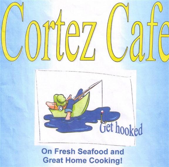Cortez Cafe, Cortez, Florida