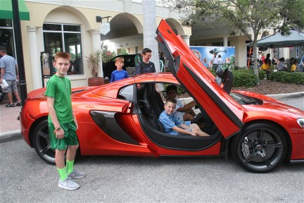 EXOTIC Car Show at Lakewood Ranch Fulfilled Many Dreams