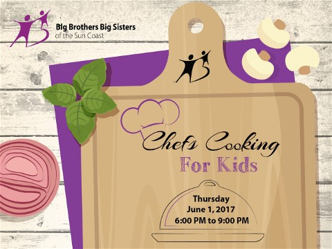 Special Event- Chefs Cooking for Kids at IMG Academy