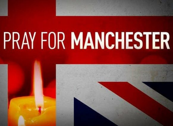 Our Hearts Go Out To The Wonderful People Of Manchester