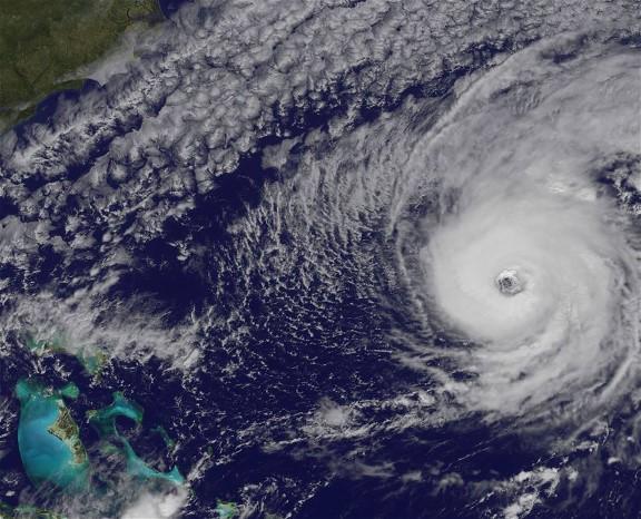 Hurricanes on Florida's Suncoast