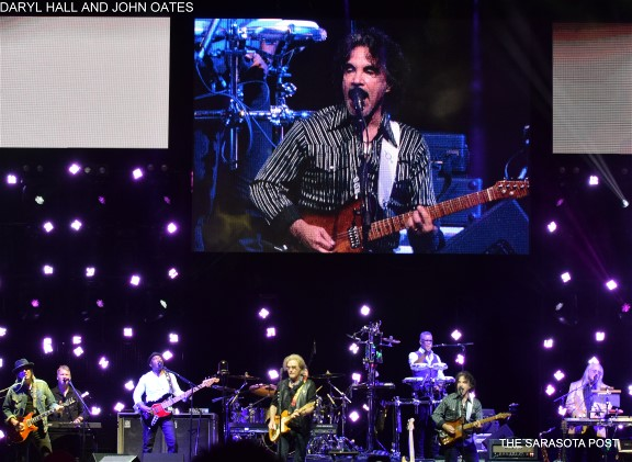 Hall and Oates 'Tears for Fears' Tour Hits Orlando