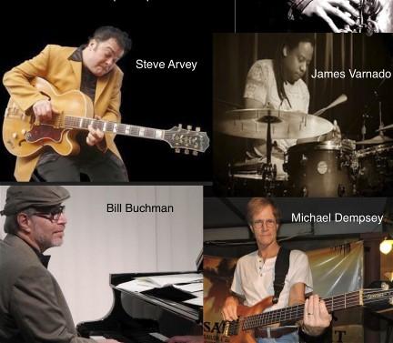 Steve Arvey Jazz Sessions at Fogartyville June 5th