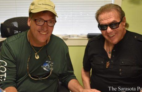 Mack Doss Sr. and Bob Slicker