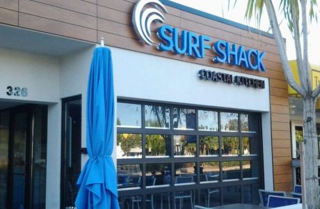 Surf Shack Coastal Kitchen- Great Restaurant at St. Armands Circle