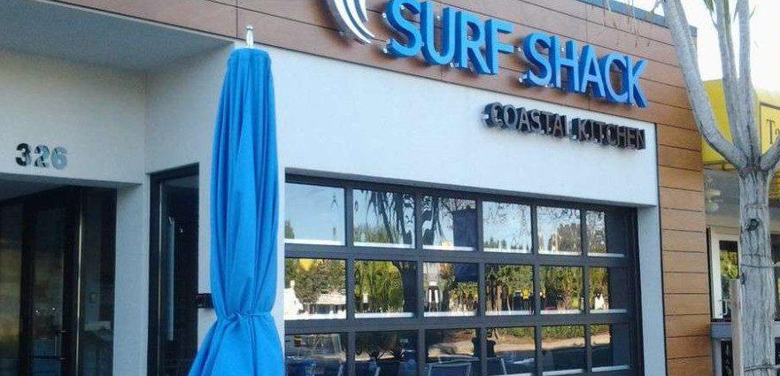 Surf Shack Coastal Kitchen- Great Restaurant at St. Armands Circle