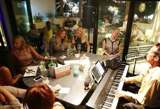 Piano Bar at the Surf Shack