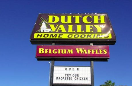 Dutch Valley Restaurant- Home of the Belgium Waffle