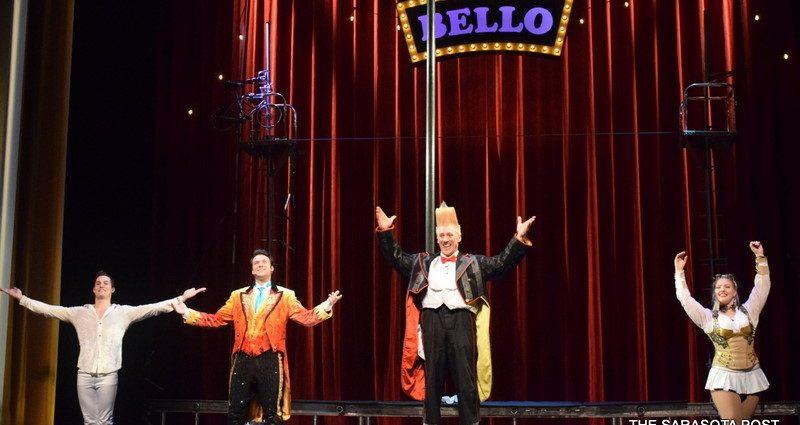 Bello Nock Shows America That Sarasota's Got Talent