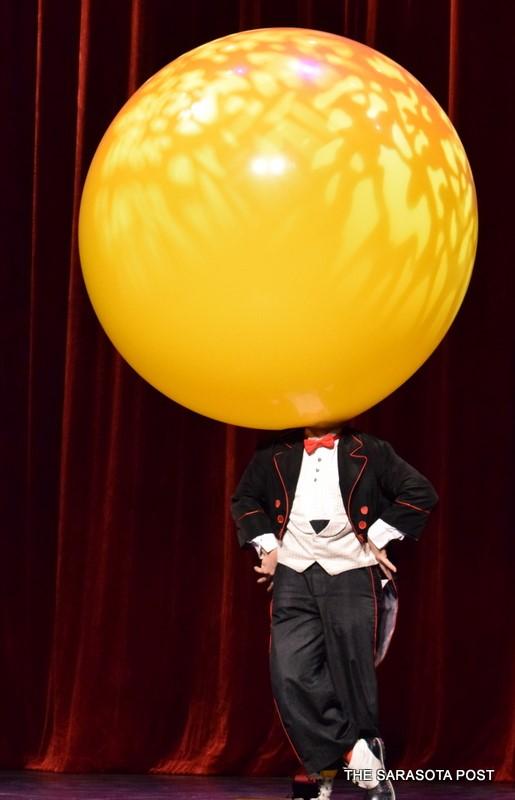 Bello Nock, Sarasota's hometown clown