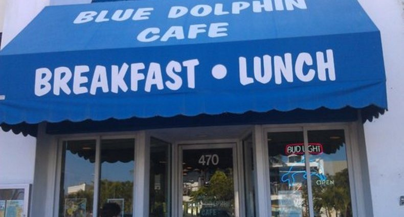 Blue Dolphin Cafe: Making Eggs GREAT Again!