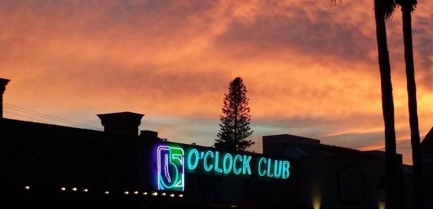 George Generoso Appreciation Blow-out Bash at the 5'OClock Club!!