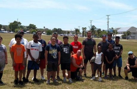 Big Brothers Big Sisters Launches Flag Football Program