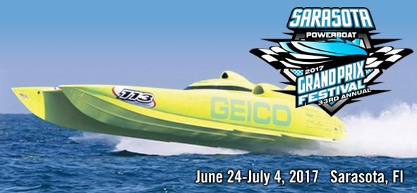Sarasota Power Boat Gran Prix