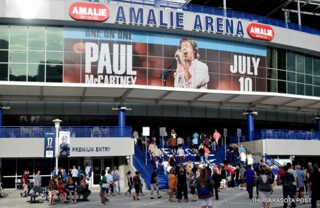 Rock Music Icon – Paul McCartney at Amalie Arena
