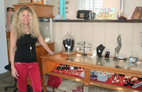 New Business in Bradenton, Tide and Moon Jewelry Gallery and Teaching Studio