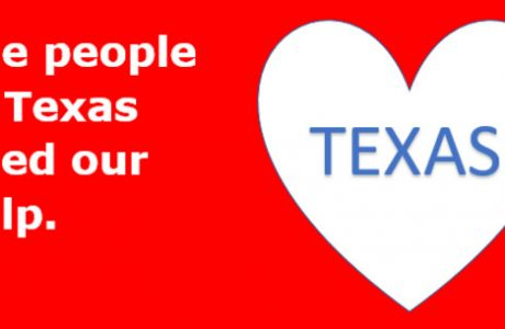 Your Help Is Desperately Needed In Texas