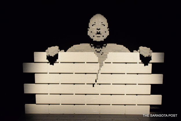 Art of the Brick - Lego is Not Just for Kids