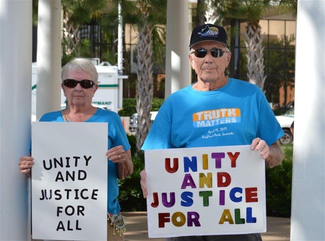 Unity and Justice for All