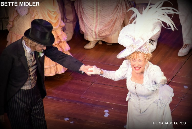 Hello Dolly starring Bette Midler and David Hyde Pierce