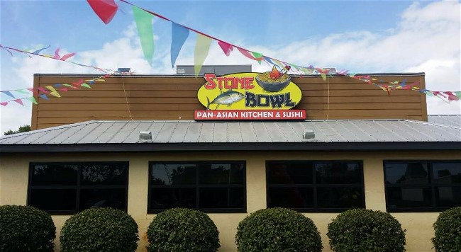 Stone Bowl Pan Asian Restaurant, Great Food - Great Value!