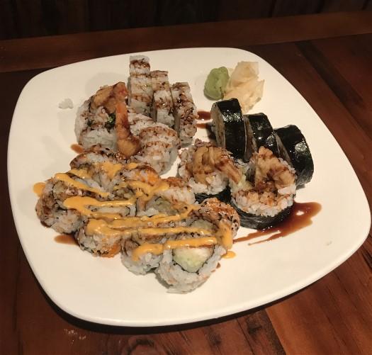 Sushi Rolls Bradenton Sarasota Florida