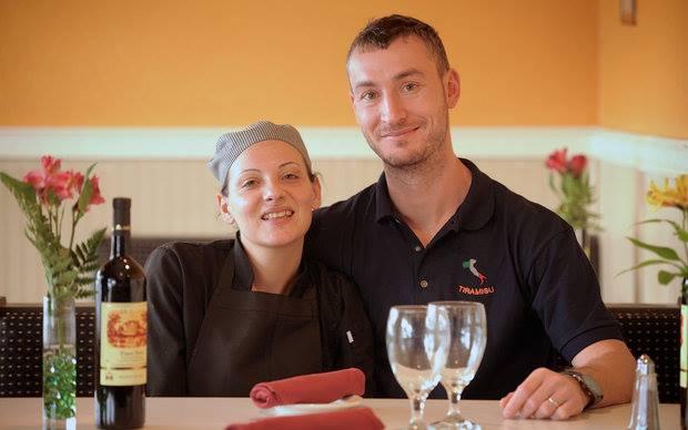 Luca and Monica Cecconni
